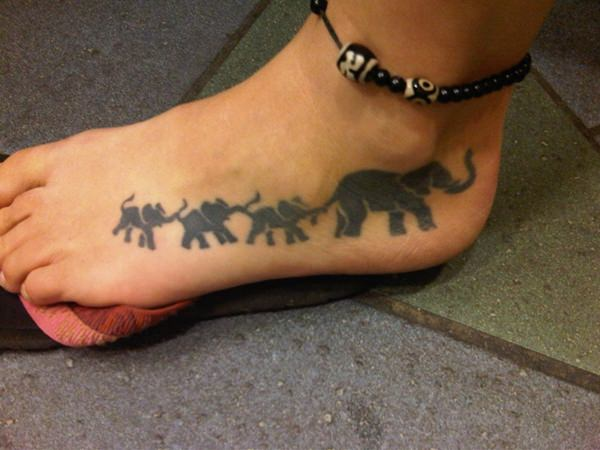 66 Spectacular Elephant Tattoo Designs With Meanings Ideas And Designs