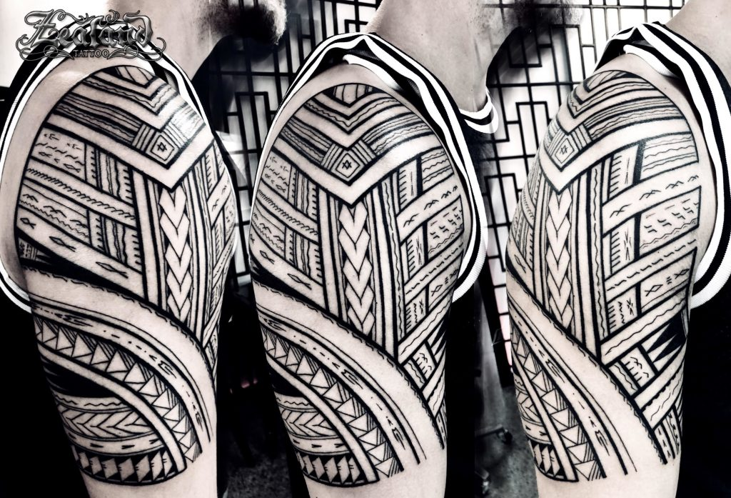 Polynesian Tattoo Gallery Zealand Tattoo Ideas And Designs