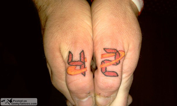 42 Tattoo Geeky Tattoos Ideas And Designs