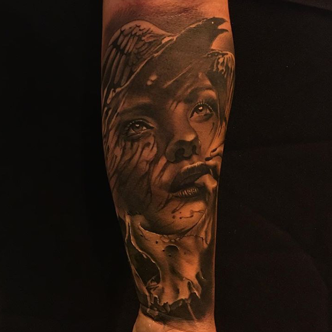 Salvation Tattoo Lounge Is One Of The Best Tattoo Shops Ideas And Designs