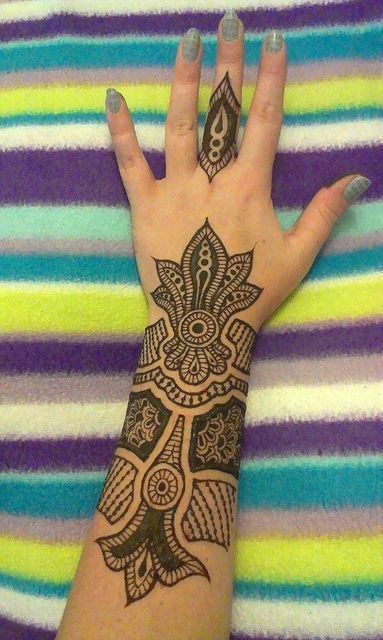 40 Delicate Henna Tattoo Designs Ideas And Designs
