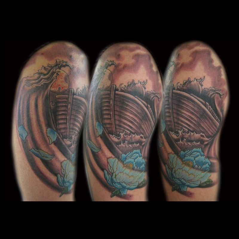Off The Map Tattoo Tattoos Traditional Asian Ideas And Designs