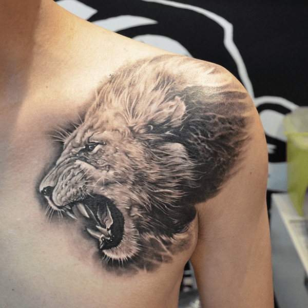 35 Cool Lion Tattoo Designs For Men Ideas And Designs
