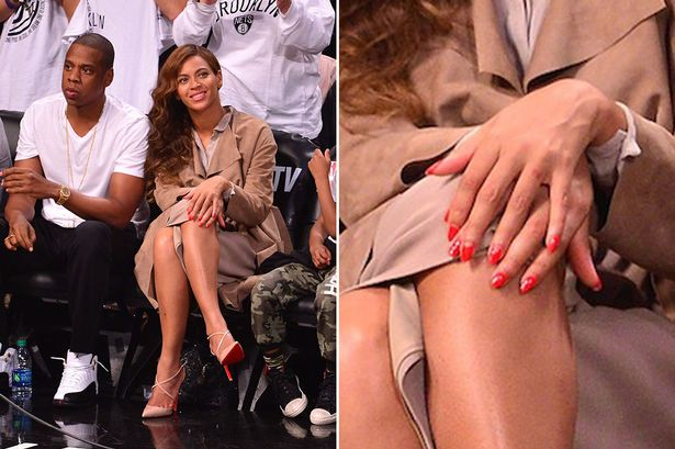 Is Beyonce Getting Wedding Ring Tattoo Removed Inking Ideas And Designs