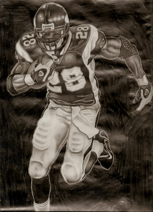 Adrian Peterson By Dirtyd41 On Deviantart Ideas And Designs
