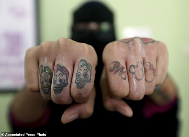 Indonesia Clinic Gives Relief To Muslims With Tattoo Ideas And Designs