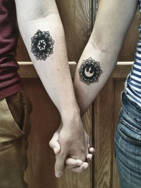 32 Star Wars Tattoos For Real Fans And Geeks Styleoholic Ideas And Designs