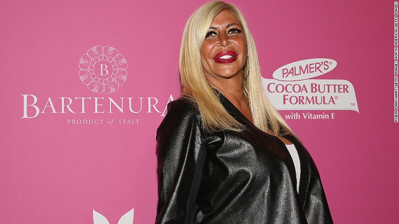 Big Ang Raiola Mob Wives Star Dead At 55 Cnn Ideas And Designs