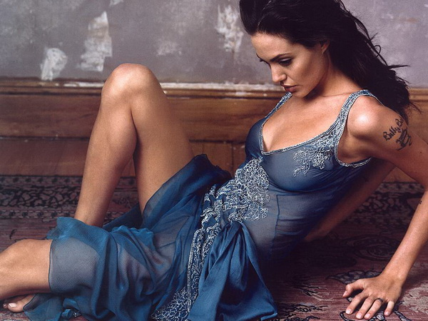 20 Amazing Angelina Jolie Tattoos Pictures Hative Ideas And Designs