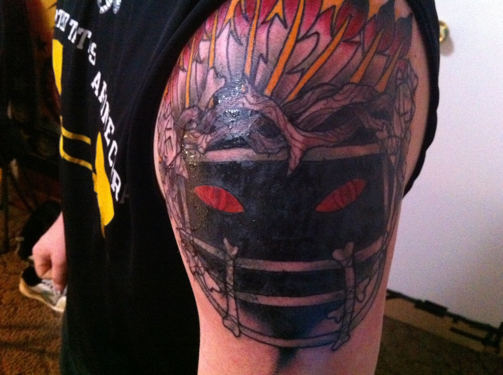 Another Insane Tattoo From A Kansas City Chiefs Fan Ideas And Designs