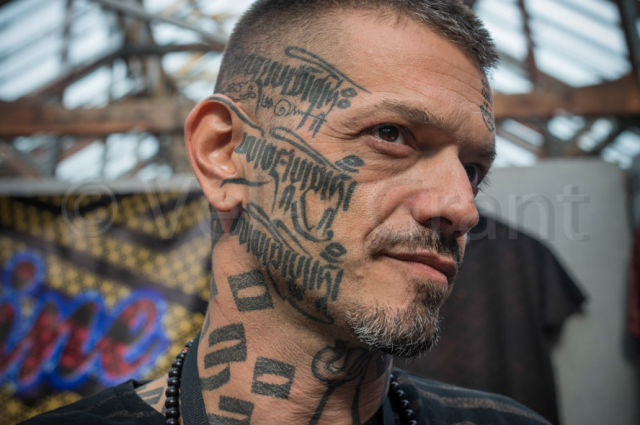 Tattoo L*V*Rs Flock To London For The International Tattoo Ideas And Designs