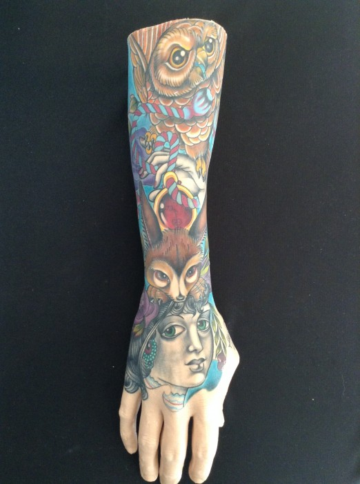A Show Of Hands Into The Woods Tattoo Ideas And Designs