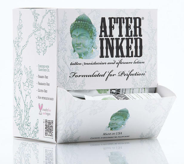 50 After Inked Tattoo After Care Healing Cream Lotion Ideas And Designs