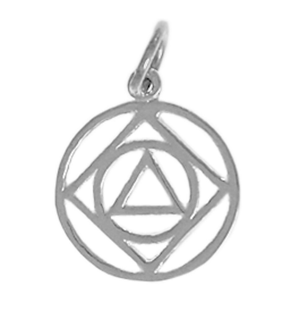Aa Na Anonymous Symbols Jewelry Sterling Silver 503 Ebay Ideas And Designs