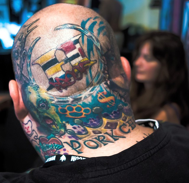 Asbury Park Tattoo Festival Head Flickr Photo Sharing Ideas And Designs