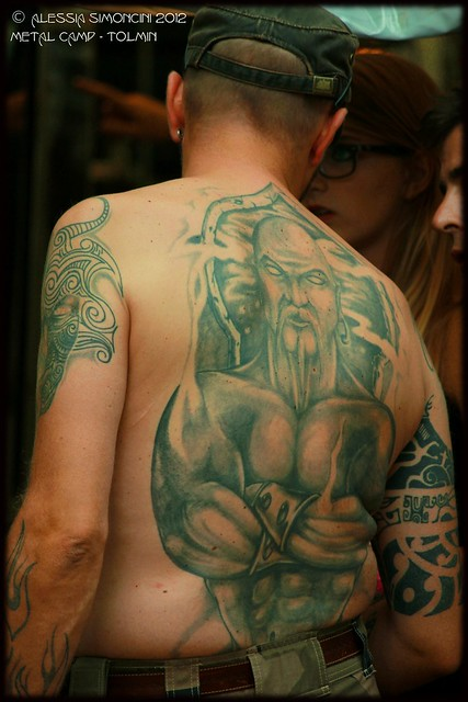 Metal Camp Tattoo Flickr Photo Sharing Ideas And Designs