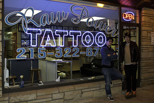 Raw Power Tattoo Flickr Photo Sharing Ideas And Designs