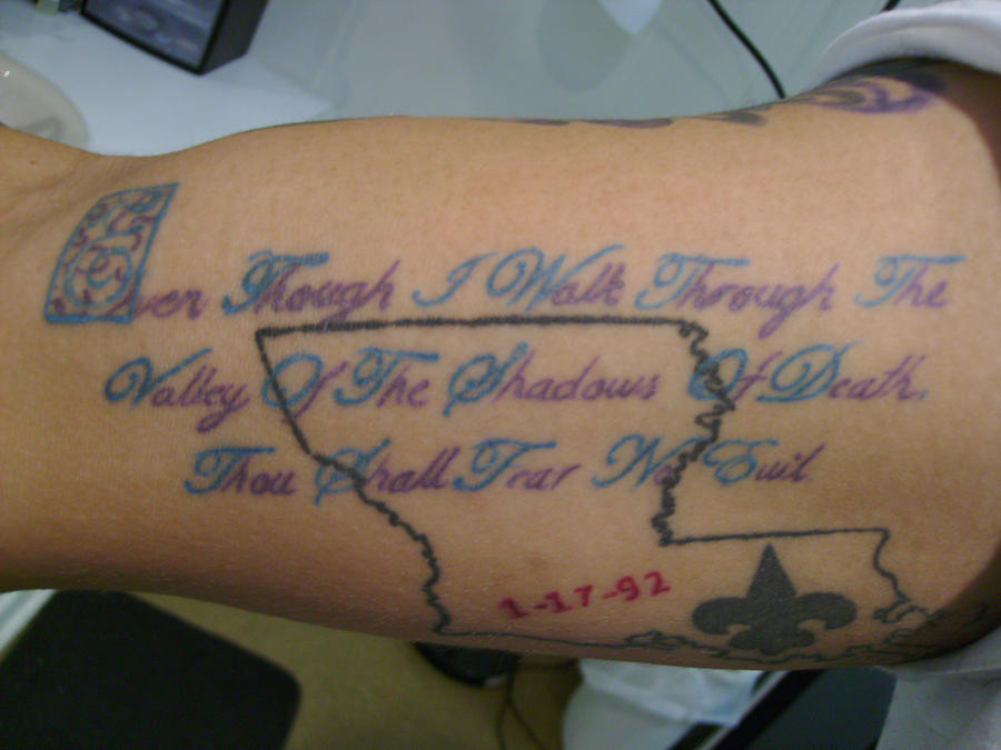 Bible Script Tattoo By Narcissustattoos On Deviantart Ideas And Designs