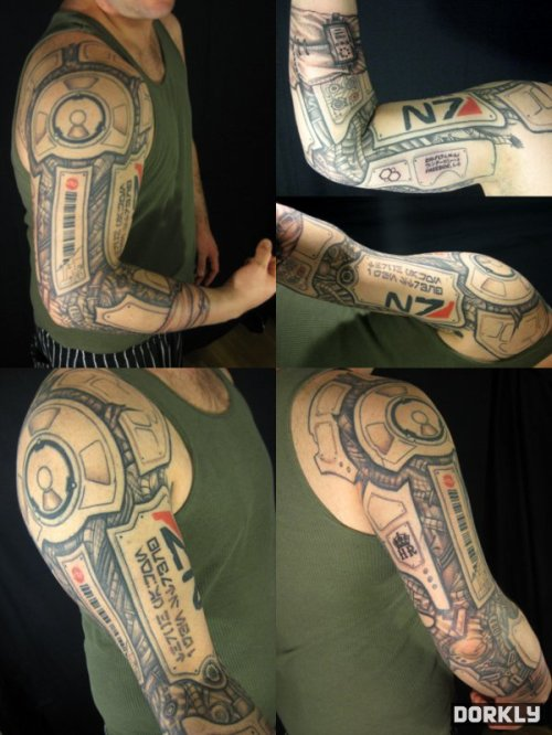 Elite F1Rst Now I'm Not Usually Into Bionic Arm Tattoos Ideas And Designs