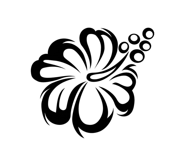 Free Hibiscus Flower Design Download Free Clip Art Free Ideas And Designs