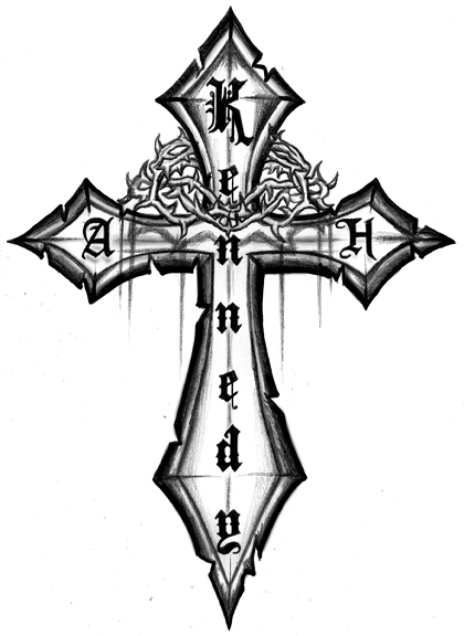 Gallery For Three Crosses Tattoo Designs Clip Art Library Ideas And Designs