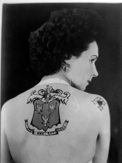 Tattoos In More Books And Films Dog Art At William Secord Ideas And Designs