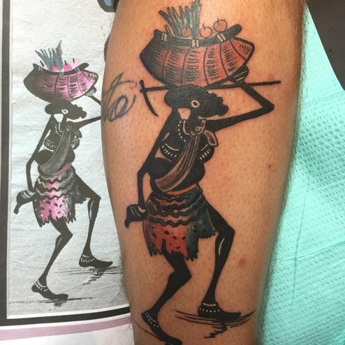 9 Traditional African Tattoo Designs And Meanings Ideas And Designs