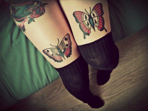 90 Butterfly Tattoos Helping You Undergo Changes In Your Ideas And Designs