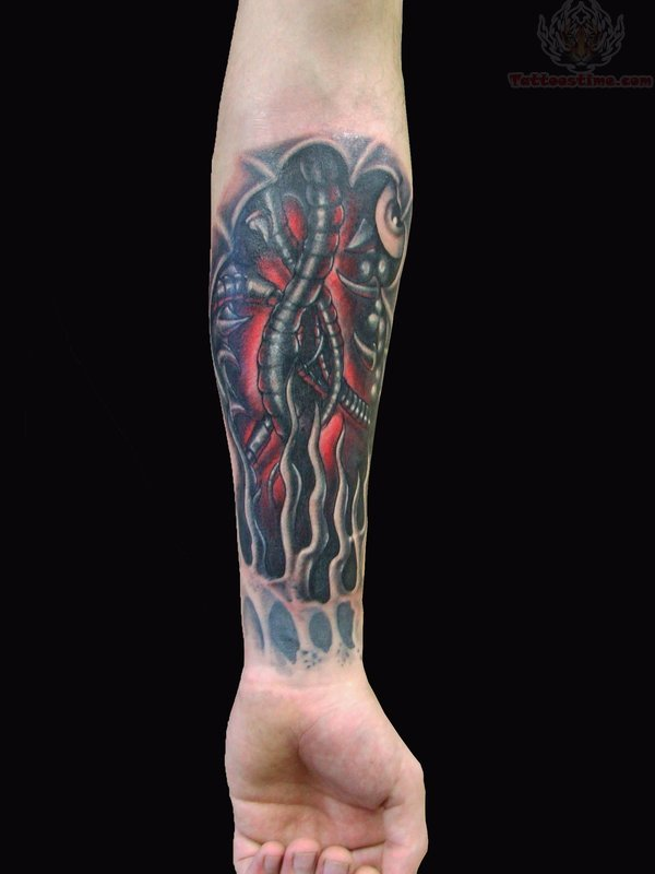 Mechanical Tattoo Images Designs Ideas And Designs