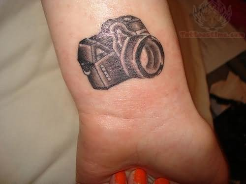 Camera Tattoo Images Designs Ideas And Designs