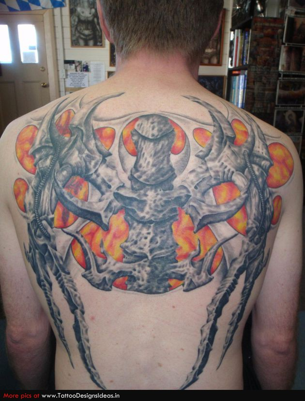 Biomechanical Tattoos Page 7 Ideas And Designs