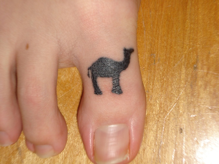 Camel Tattoo Images Designs Ideas And Designs