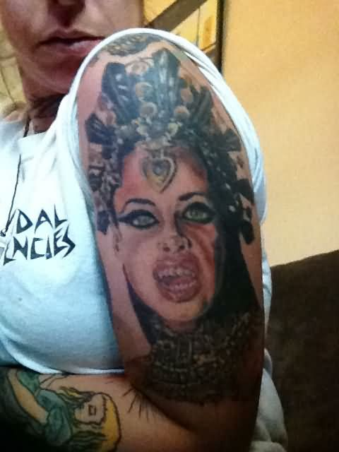 Queen Tattoo Images Designs Ideas And Designs