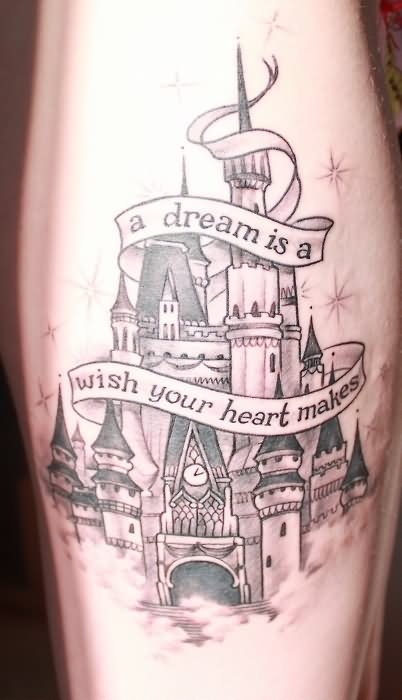 Castle Tattoo Images Designs Ideas And Designs