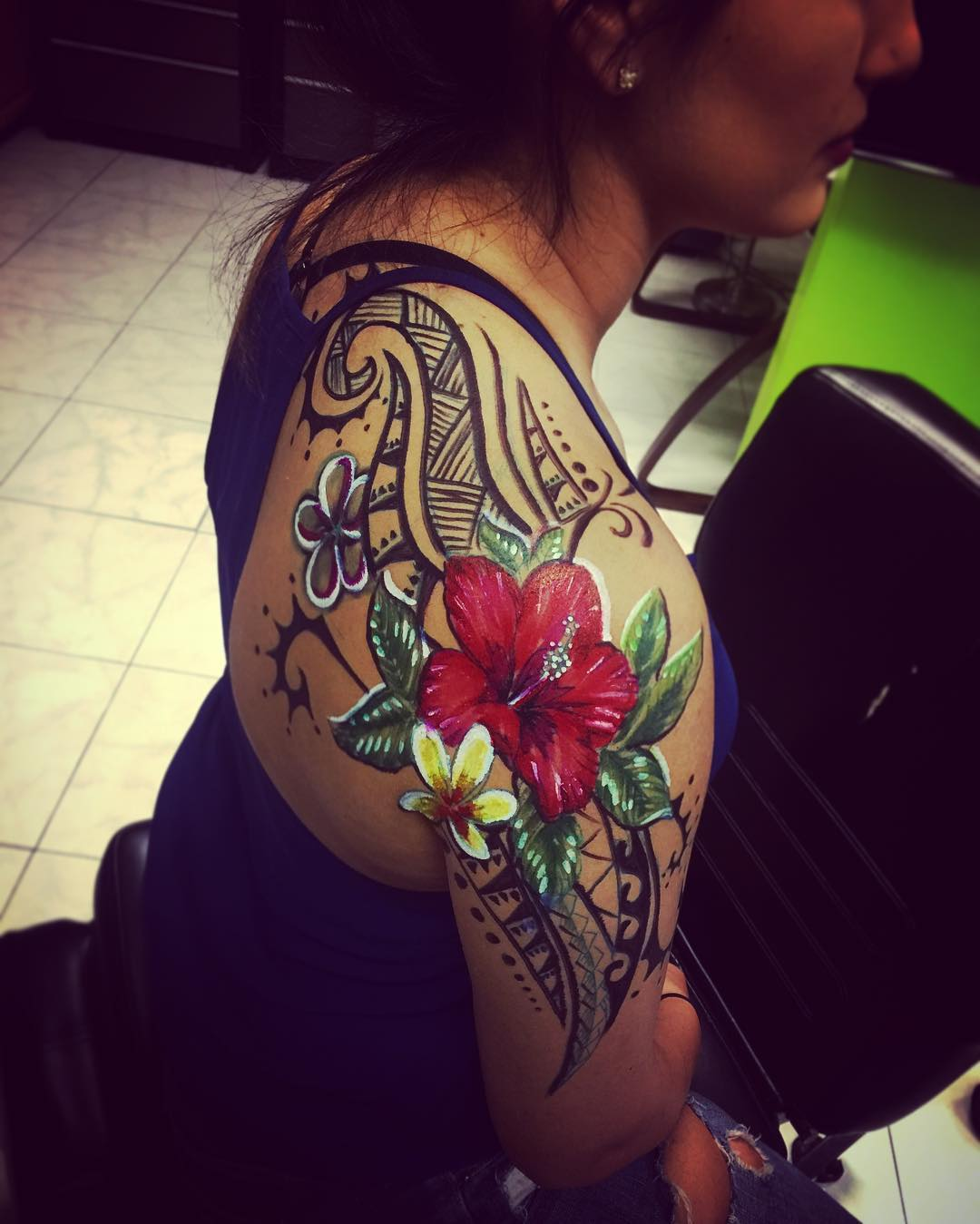45 Hibiscus Flower Tattoos For Girls Ideas And Designs
