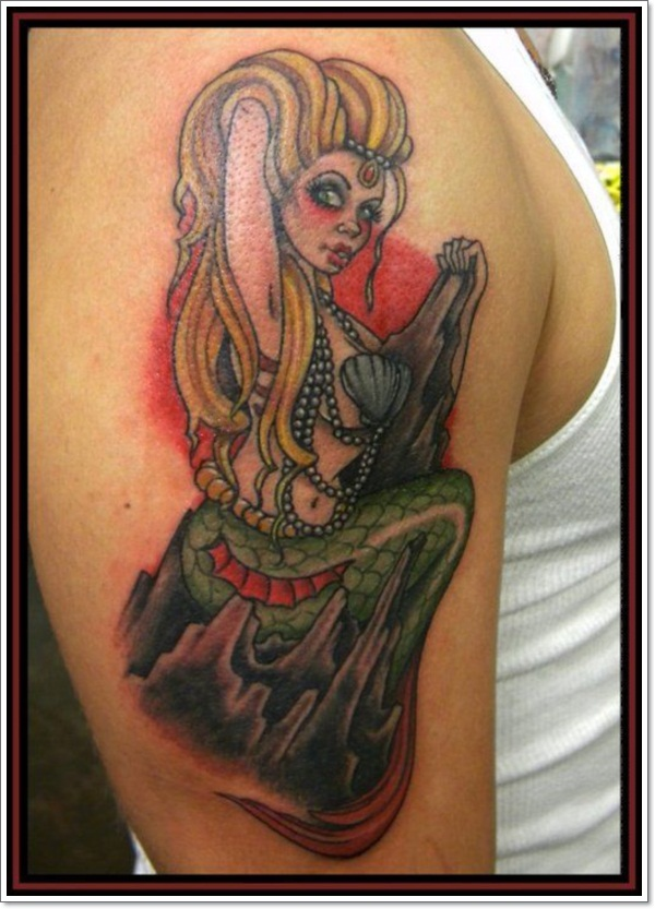 25 Super S*Xy Pin Up Girl Tattoo Designs Ideas And Designs