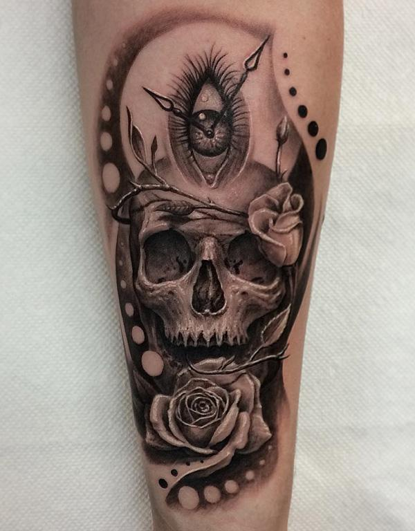 40 Awesome Skull Tattoo Designs Ideas And Designs