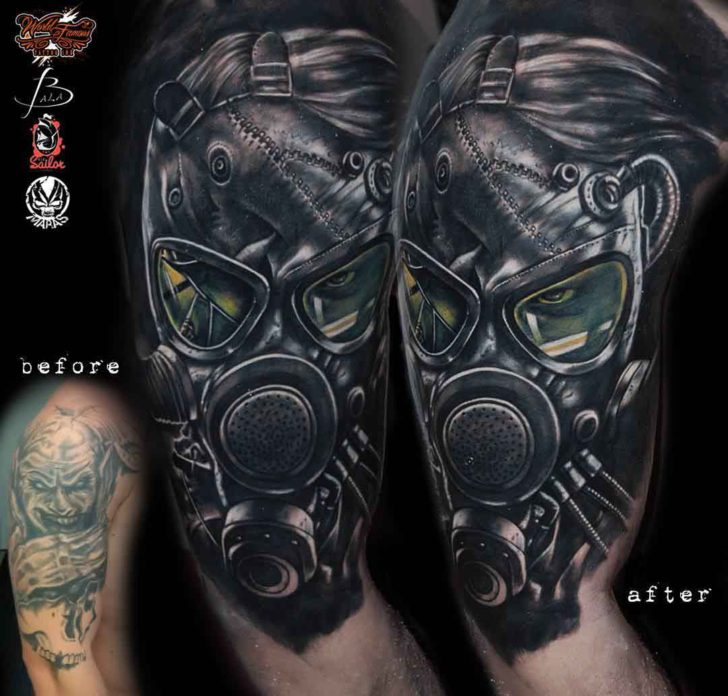 Big Tattoo Cover Up Best Tattoo Ideas Gallery Ideas And Designs