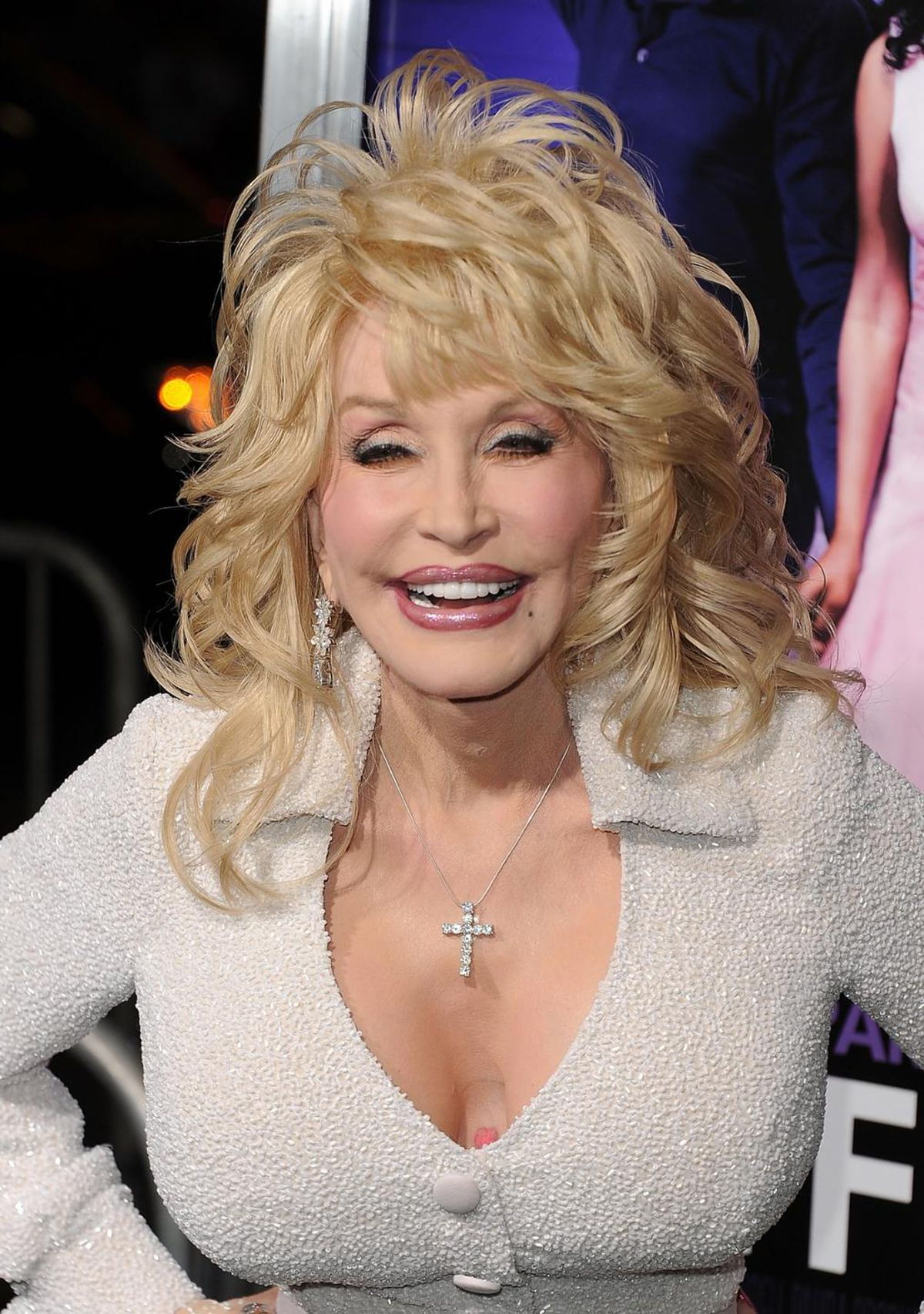 Dolly Parton's Arms Br**Sts Secretly Covered With Tattoos Ideas And Designs