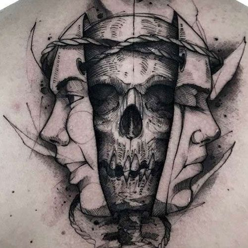 Tattoo Trends 125 Best Skull Tattoos For Men Cool Ideas And Designs