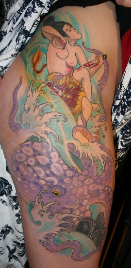 March 2010 Tsunami Tattoo Ideas And Designs
