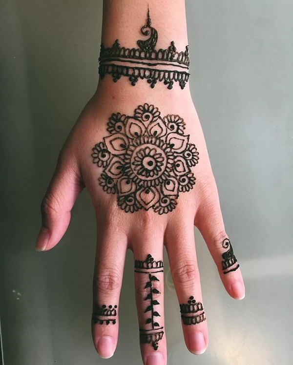90 Stunning Henna Tattoo Designs To Feed Your Temporary Ideas And Designs