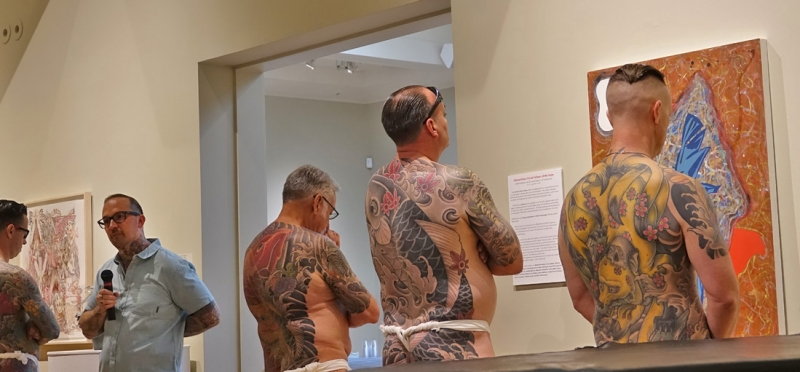 Beyond The Tattoo At The Cape Cod Museum Of Art Ideas And Designs