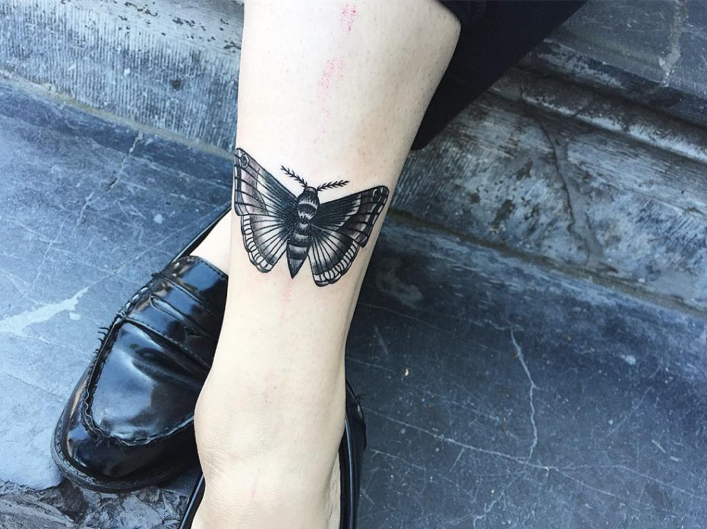 Moth Tattoo Ideas And Meanings These 65 Tattoos Will Bl*W Ideas And Designs