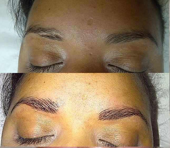 Eyebrow Tattoos London Permanent Makeup Brow Above Brows Ideas And Designs