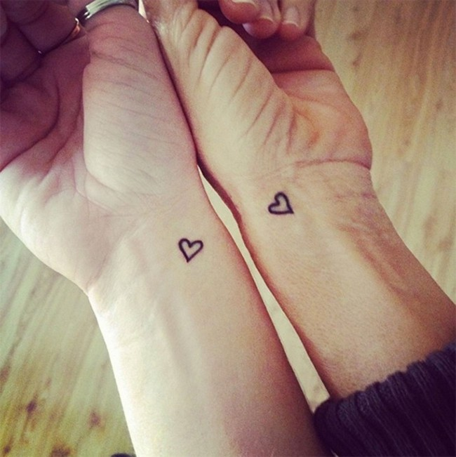Friend Tattoos Designs Ideas And Meaning Tattoos For You Ideas And Designs