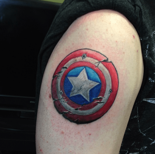 Shield Tattoo Designs Ideas And Meaning Tattoos For You Ideas And Designs