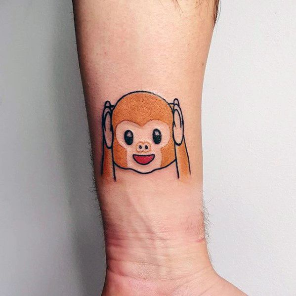 Emoji Tattoo Designs Ideas And Meaning Tattoos For You Ideas And Designs