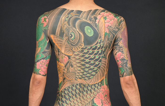 Vmfa Japanese Tattoo Perseverance Art And Tradition Ideas And Designs