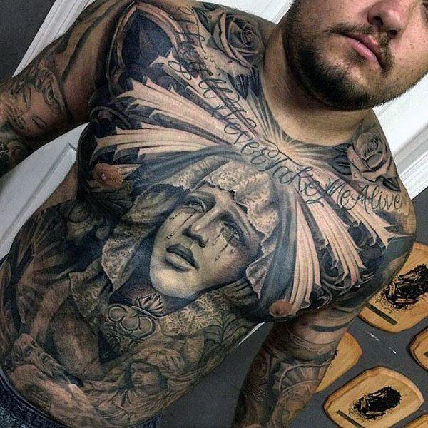 150 Coolest Stomach Tattoos For Men Women Wild Tattoo Art Ideas And Designs